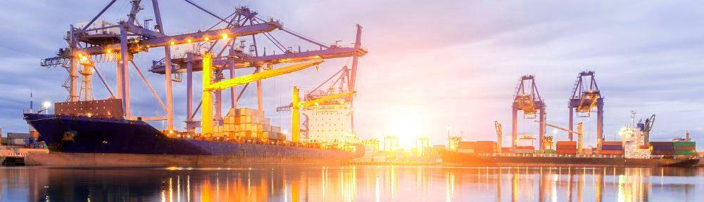 Міжнародні морські контейнерні перевезення вантажів