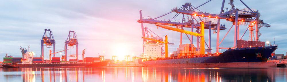 Международные морские контейнерные перевозки Украина