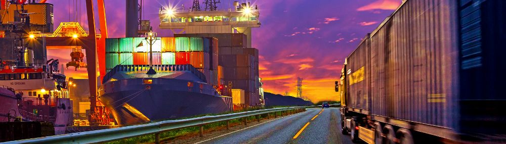 Знакомимся с международной перевозкой грузов