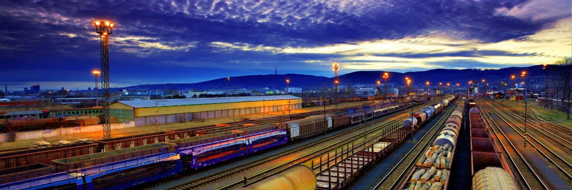 Міжнародні залізничні перевезення вантажів