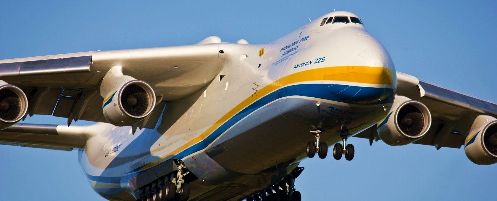 Фото вантажні авіаперевезення
