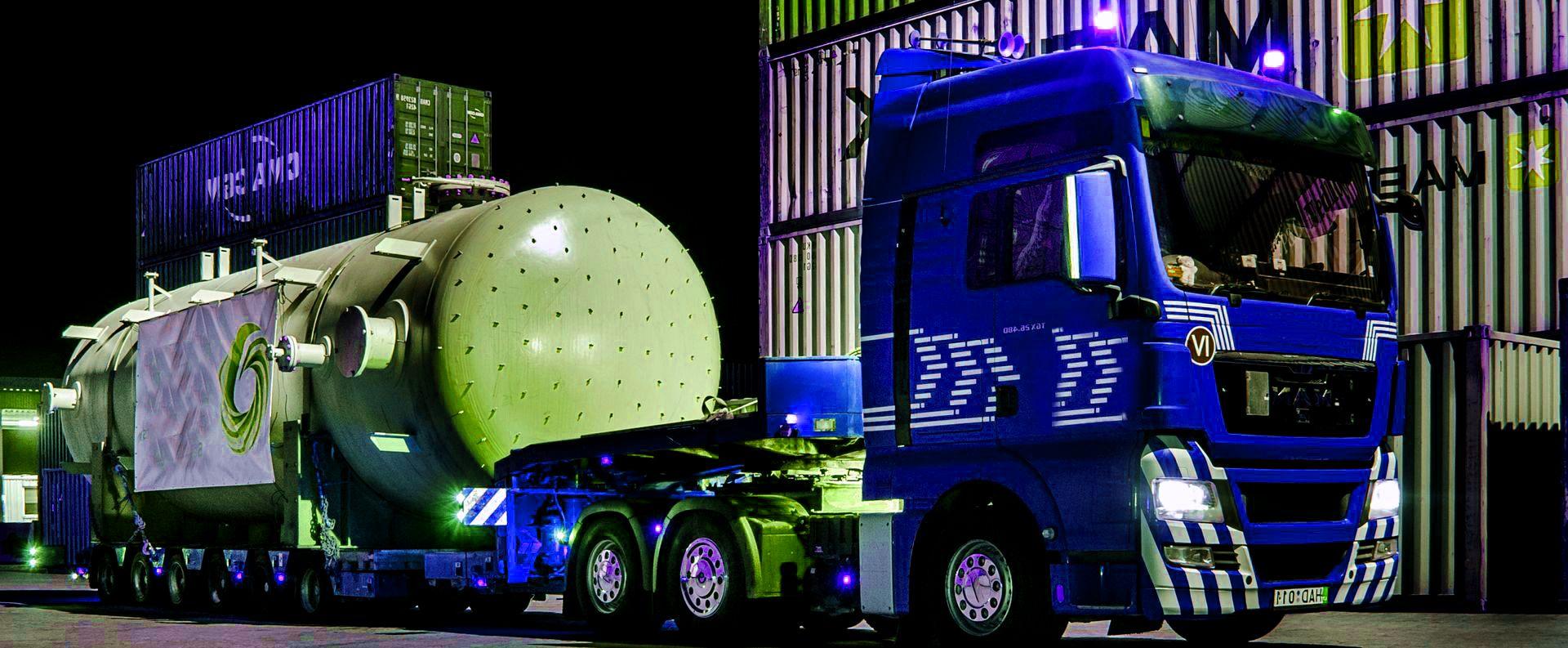 Фото Перевезення негабаритних вантажів по Україні