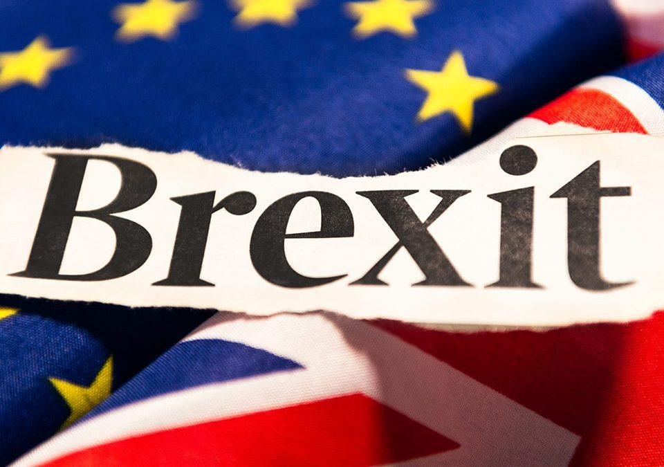Великобритания покинула ЕС