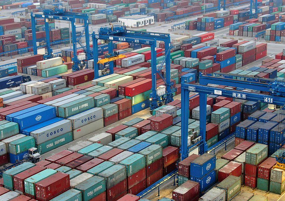 Грузоперевозки между Китаем и Европой
