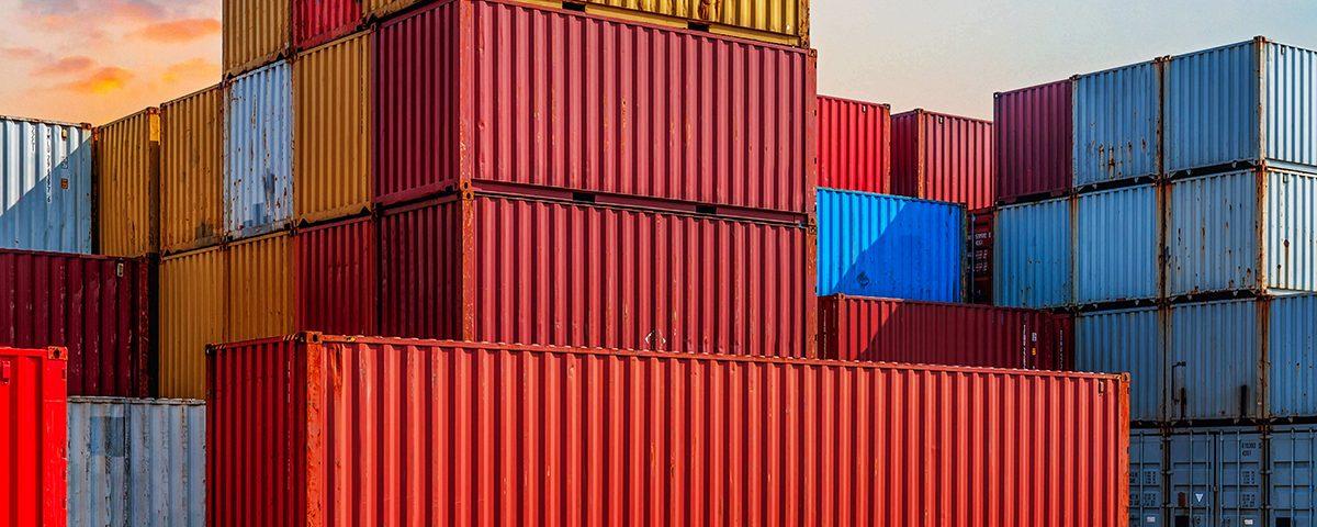 Размеры контейнеров для перевозки грузов
